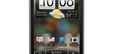HTC's Droid Incredible for Verizon