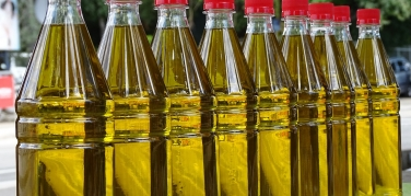 Greece's upper hand on olive oil production