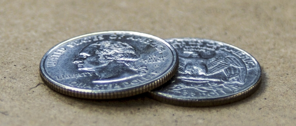 Worlds� smallest computer fits on a nickel's edge