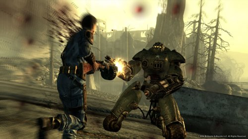 Fallout 3 Arrives On Steam