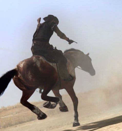 Rockstar's Next Project: Red Dead Redemption