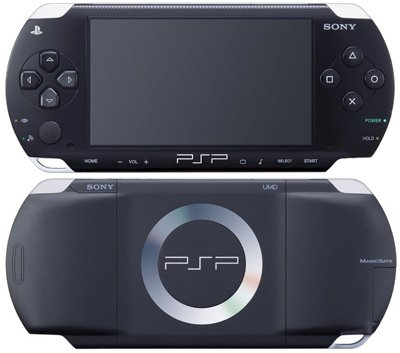 Sony Unveils Download Service For PSP