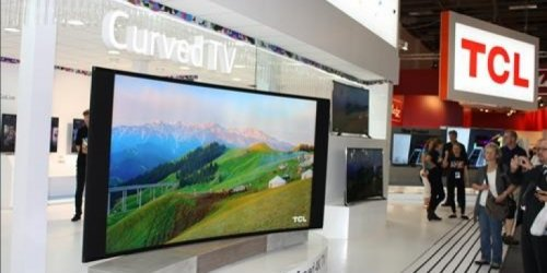 First 110in curved UHD TV in the world comes from China