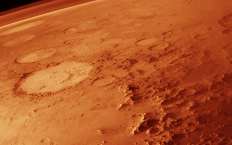 Manned Mars missions fueled through synthetic biology
