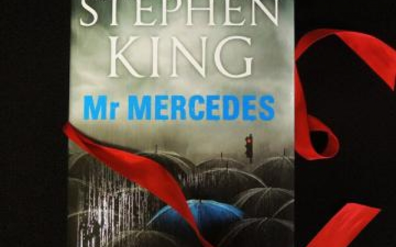 Stephen King launches new thriller book
