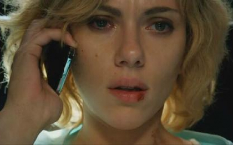 Lucy to score highest of all french movies