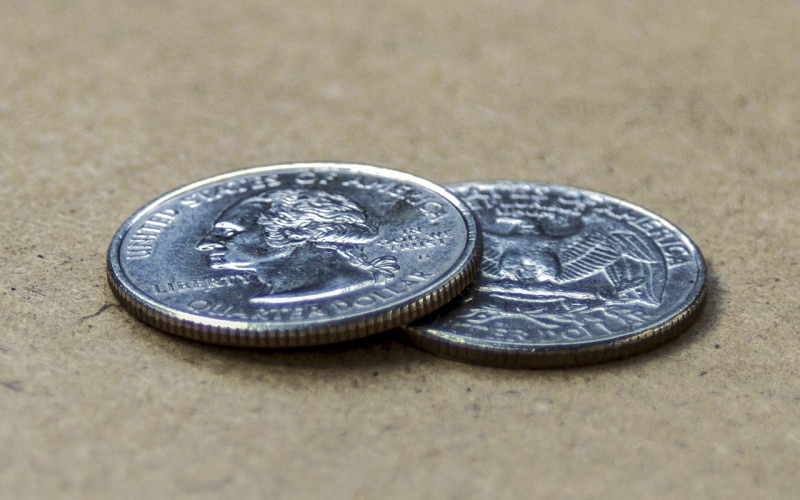 Worlds' smallest computer fits on a nickel's edge
