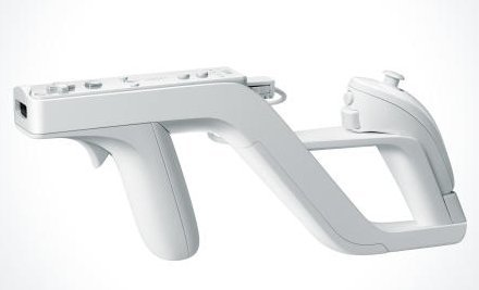 Nintendo Puts Wii Zapper In Link's Hands