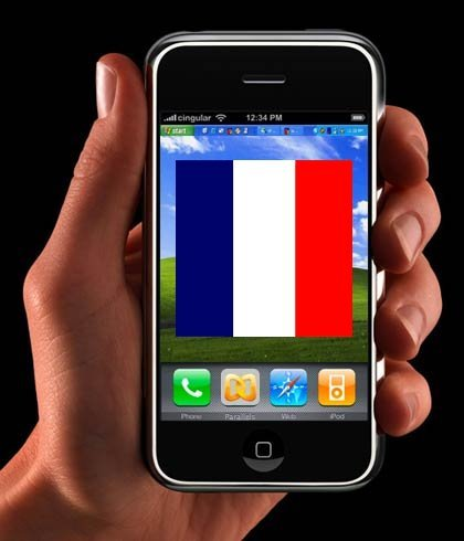 iPhone Performs Poorly In Europe