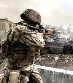 Call of Duty 4 Gets Huge Update, Crysis And UT 3 Get Almost No Sales