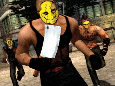 NAMI Goes Against Manhunt 2