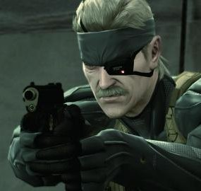 Blu-ray Too Small For Metal Gear Solid 4