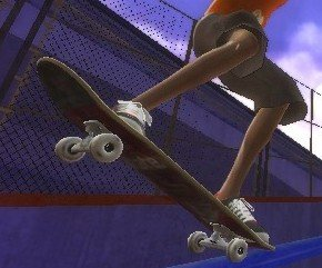 Electronic Arts Announces Skate It
