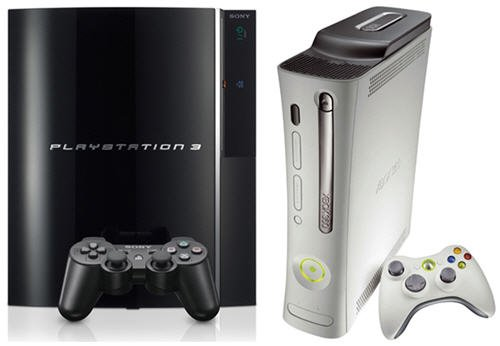Xbox 360 Cuts Ahead Of PlayStation 3 In September