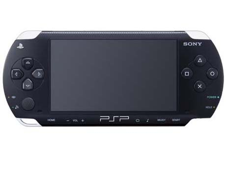 Sony Announces Adds Four New Colors To Its PSP Lineup
