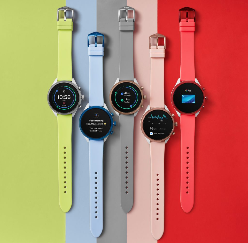 Fossil unveils first affordable smartwatch with new power-saving chip